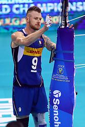 IVAN ZAYTSEV<br /> ITALY VS SLOVENIA<br /> MEN'S VOLLEYBALL WORLD CHAMPIONSHIPS <br /> Florence September 18, 2018