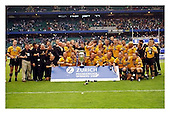 London Wasps v Bath. Zurich Premiership Cup Final. Season 2003-2004
