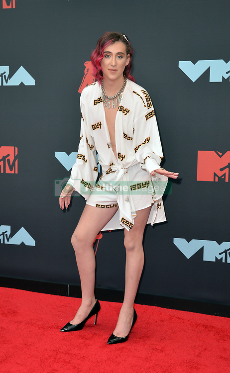 August 26, 2019, New York, New York, United States: Trevor Moran arriving at the 2019 MTV Video Music Awards at the Prudential Center on August 26, 2019 in Newark, New Jersey  (Credit Image: © Kristin Callahan/Ace Pictures via ZUMA Press)