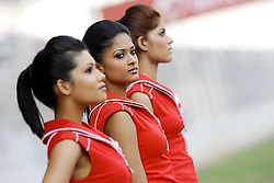 29.10.2011, Jaypee-Circuit, Noida, IND, F1, Grosser Preis von Indien, Noida, im BildIndian F1 Grand Prix Impressions - Grid Girls// during the Formula One Championships 2011 Large price of India held at the Jaypee-Circui 2011-10-29  EXPA Pictures © 2011, PhotoCredit: EXPA/ nph/  Dieter Mathis       ****** out of GER / CRO  / BEL ******