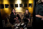 TANIA FARES, Nicky Haslam with pianist Paul Guinery performing songs by Cole Porter, Irving Berlin, Rogers and Hammerstein  and others at th BEAUFORT BAR? SAVOY- 8.P.M.