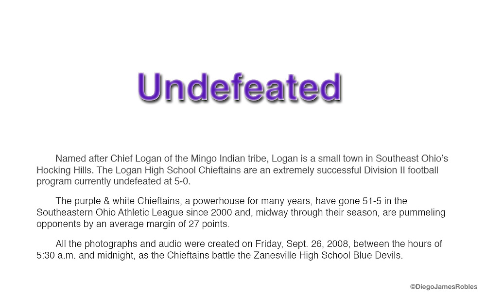 Named after Chief Logan of the Mingo Indian tribe, Logan is a small town in Southeast Ohio&rsquo;s Hocking Hills. The Logan High School Chieftains are an extremely successful Division II football <br />