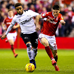 Nottingham Forest v Derby County