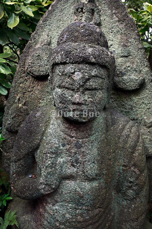 stone sculpture Japan