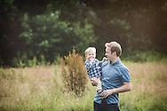 A fun family photo shoot in Cheadle