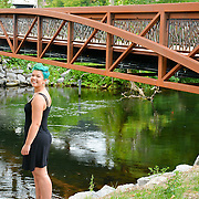Sophie in Traverse City