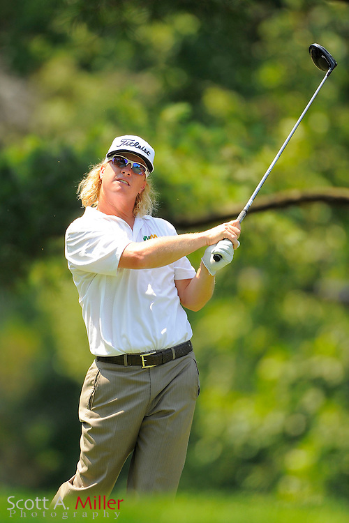 Charley Hoffman during the third round of the AT&T National at Congressional Country Club on June 30, 2012 in Bethesda, Maryland. ..©2012 Scott A. Miller