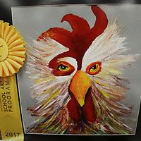AISD Houston Livestock Show & Rodeo School Art Reception