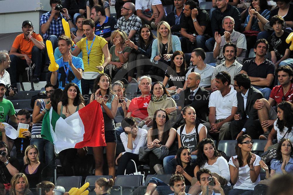 Roma, 13/06/2011..Swatch World Championships Rome2011. Foro Italico..Ingrosso-Ingrosso P. ITA vs Barsouk-Yutvalin RUS.Foto di Simone Ferraro - GMT