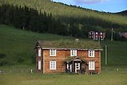 Norway. Norge Bygdemuseet i Bardu, Troms.