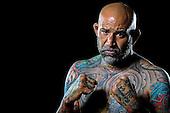 MMA Fighter Portraits