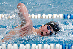 Uros Jedlovcnik of Slovenia at international swimming competition Ilirija 2005, on May 7, 2005, Ilirija Swimming pool, Ljubljana, Slovenia.  (Photo by Vid Ponikvar / Sportida)