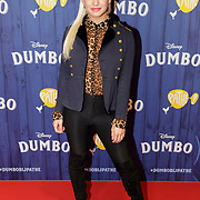 NLD/Amsterdams/20190326 - Filmpremiere Dumbo, Amber Delil