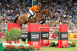 iDubbeldam Jeroen, (NED), SFN Zenith NOP<br /> Individual Final Competition round <br /> FEI European Championships - Aachen 2015<br /> © Hippo Foto - Jon Stroud<br /> 23/08/15