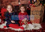 151119 Mila & Zara Christmas Shoot