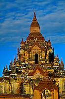 Tayokepyay Temple, Bagan (Pagan), Burma (Myanmar)