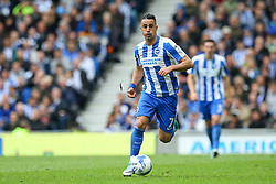 Beram Kayal of Brighton & Hove Albion in action - Mandatory by-line: Jason Brown/JMP - 17/04/2017 - FOOTBALL - Amex Stadium - Brighton, England - Brighton and Hove Albion v Wigan Athletic - Sky Bet Championship