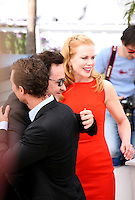 John Cusack,  and Matthew Mcconaughey, Nicole Kidman, at The Paperboy photocall at the 65th Cannes Film Festival France. Thursday 24th May 2012 in Cannes Film Festival, France.