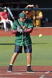 29 July 2017: Jose Canseco - Legends Baseball game sponsored by the Normal CornBelters at Corn Crib Stadium on the campus of Heartland Community College in Normal Illinois