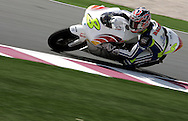 Italy's Andrea Ballerini, 250cc, MOTO GP, Commercial Bank Grad Prix, Losail International Circuit, 8 Apr 06