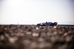 February 21, 2019 - Barcelona, Barcelona, Spain - Alexander Albon from Thailand 23 Scuderia Toro Rosso Honda in action during the Formula 1 2019 Pre-Season Tests at Circuit de Barcelona - Catalunya in Montmelo, Spain on February 21. (Credit Image: © Xavier Bonilla/NurPhoto via ZUMA Press)