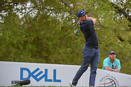Alex Noren (SWE) watches his tee shot on 12 during day 2 of the WGC Dell Match Play, at the Austin Country Club, Austin, Texas, USA. 3/28/2019.<br /> Picture: Golffile | Ken Murray<br /> <br /> <br /> All photo usage must carry mandatory copyright credit (© Golffile | Ken Murray)