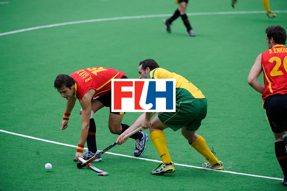 2009 CT Men- Australia v.Spain