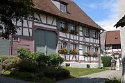 Hermann Hesse Museum Gaienhofen, Höri, Bodensee, Untersee, Baden-Württemberg, Deutschland