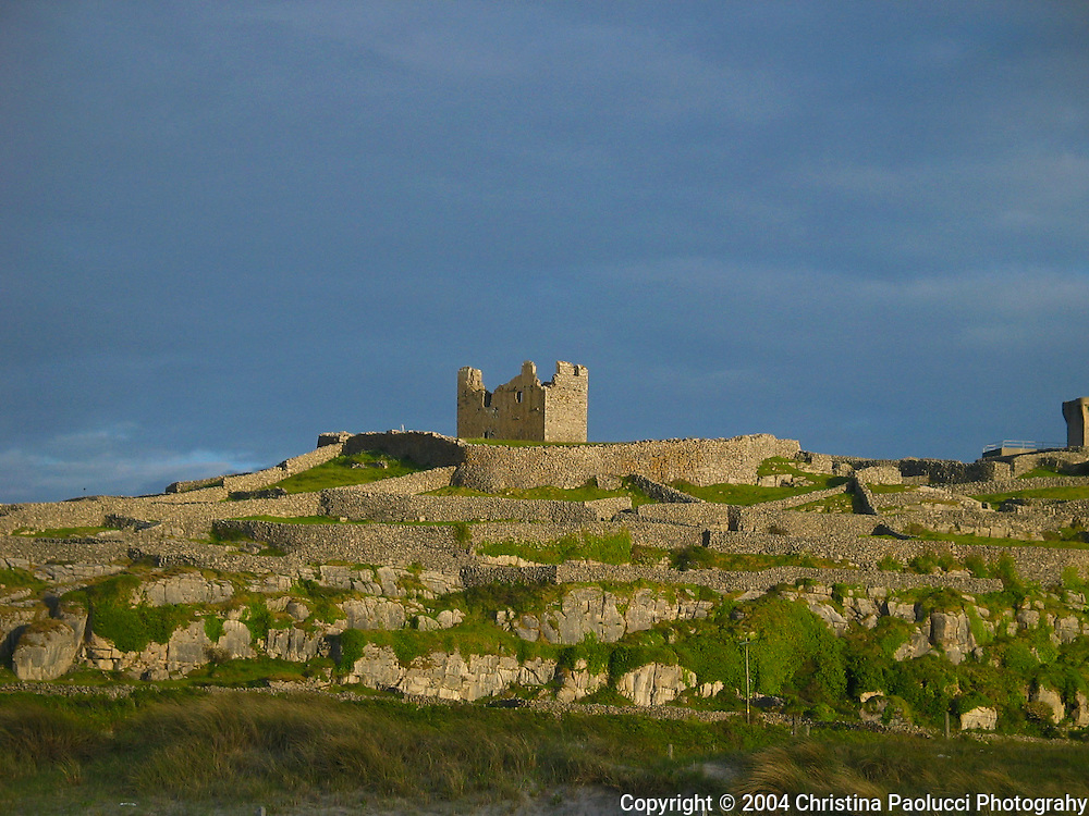 Inishire of the Aran Island in Ireland in May 2004. (Christina Paolucci, photographer)