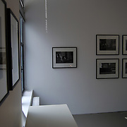 Sede de la Agencia Magnum Photos en Paris.<br /> Galeria Magnum Photos, Exhibicion de George Rodger<br /> Paris, Francia 2008<br /> (Copyright © Aaron Sosa)