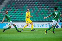 Branko Ilic of NK Domzale during football match between NK Olimpija and NK Domzale in 2nd Round of Prva liga Telekom Slovenije 2019/20, on July 21st, 2019, in Stadium Stozice, Ljubljana, Slovenia. Photo by Grega Valancic / Sportida