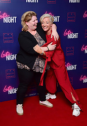 Katy Brand and Emma Thompson attending the Late Night event in association with The Guilty Feminist at Picturehouse Central, London.