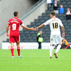 MK Dons V Bristol City