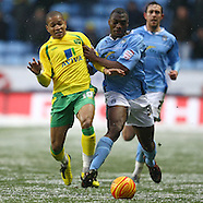 Coventry v Norwich 181210