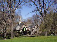 The Dairy in Central Park