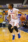 During the 2016 MEAC Men's and Women's Basketball Championships at the Scope Arena in Norfolk, Virginia.  March 08, 2016.  (Photo by Mark W. Sutton)