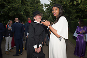 MARTIN CREED, PAMELA PETER-AGBIA, The Serpentine Party pcelebrating the 2019 Serpentine Pavilion created by Junya Ishigami, Presented by the Serpentine Gallery and Chanel,  25 June 2019