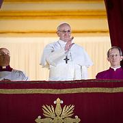 Francesco I the New Pope !