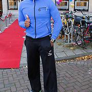 NLD/Amsterdam/20111128 - Opening Personal Gym van Carlos Lens, Carlos Lens