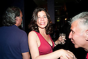 THEATRE PR; JO ALLAN, The Old Vic at the Vaudeville Theatre ' The Prisoner of Second Avenue'  press night. After-party at Jewel. 13 July 2010. -DO NOT ARCHIVE-© Copyright Photograph by Dafydd Jones. 248 Clapham Rd. London SW9 0PZ. Tel 0207 820 0771. www.dafjones.com.