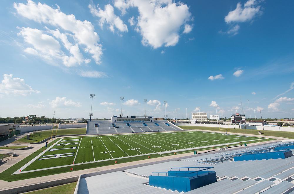 Delmar Stadium, September 24, 2015.