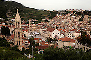 Travel in Croatia<br /> <br /> Hvar town on Hvar Island.<br /> <br /> June 2013<br /> Matt Lutton