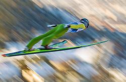 03.01.2011, Bergisel, Innsbruck, AUT, Vierschanzentournee, Innsbruck, 1. Wertungsdurchgang, im Bild // Hayboeck Michael (AUT) Wischer // during the 59th Four Hills Tournament First Jump in Innsbruck, EXPA Pictures © 2011, PhotoCredit: EXPA/ J. Feichter