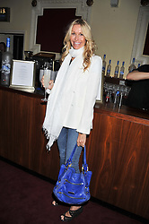 MELISSA ODABASH at the Grand Classics screening of American Pie in association with Grey Goose vodka celebrating 100 years of Universal Pictures' Greatest films held at the Electric Cinema, Portobello Road, London on 30th April 2012.