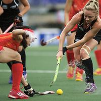 DEN HAAG - Rabobank Hockey World Cup<br /> 36 New Zealand - China<br /> Foto: Anita Punt.<br /> COPYRIGHT FRANK UIJLENBROEK FFU PRESS AGENCY