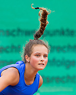 ALINA GRANWEHR (SUI), Tennis Europe-Bavarian Junior Open, GS14<br /> <br /> Tennis - Bavarian Junior Open 2017 - Tennis Europe Junior Tour -  SC Eching - Eching - Bayern - Germany  - 12 August 2017. <br /> &copy; Juergen Hasenkopf