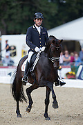 Severo Jurado Lopez - Chippendale<br /> FEI World Breeding Dressage Championships for Young Horses 2012<br /> © DigiShots