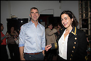 IVAN MASSOW; JOY LO DICO;  Opening of the Trouble Club., Lexington St. Soho London. 6 November 2014