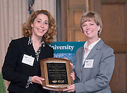 1766423rd Ohio University State Government Alumni Luncheon in Columbus...Kathryn Bartter & Holly Saelens
