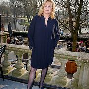 NLD/Amsterdam/20150217 - Castpresentatie de Helleveeg, actrice Anneke Blok